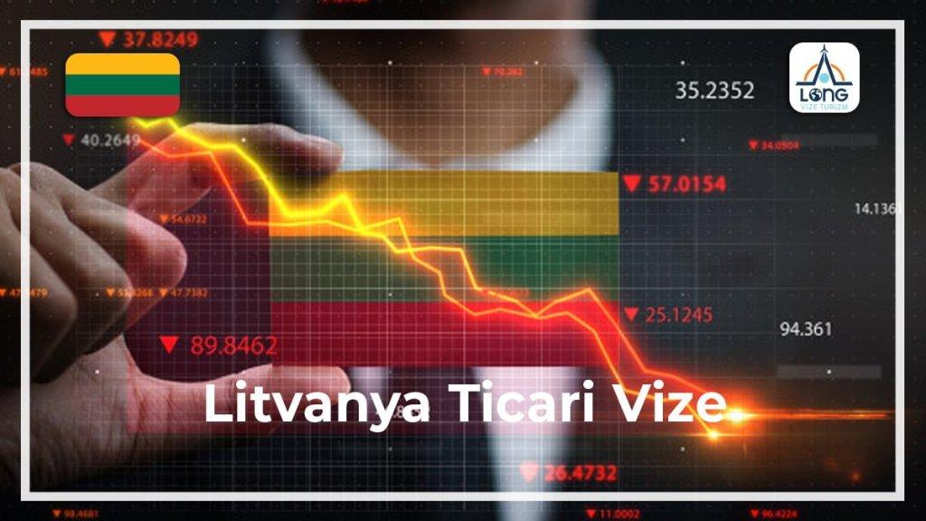 Ticari Vize Litvanya