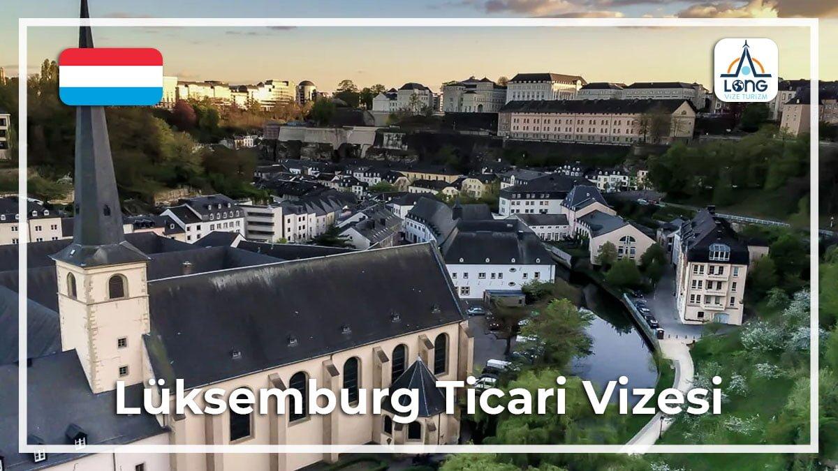 Ticari Vize Lüksemburg