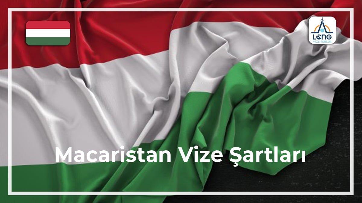 Vize Şartları Macaristan