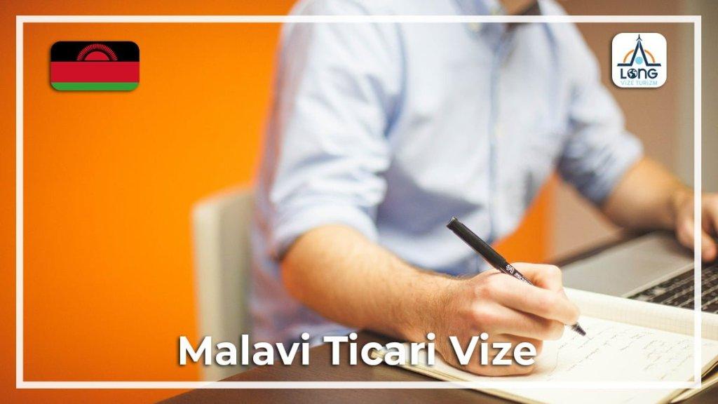 Ticari Vize Malavi