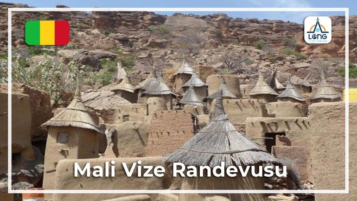 Vize Randevusu Mali