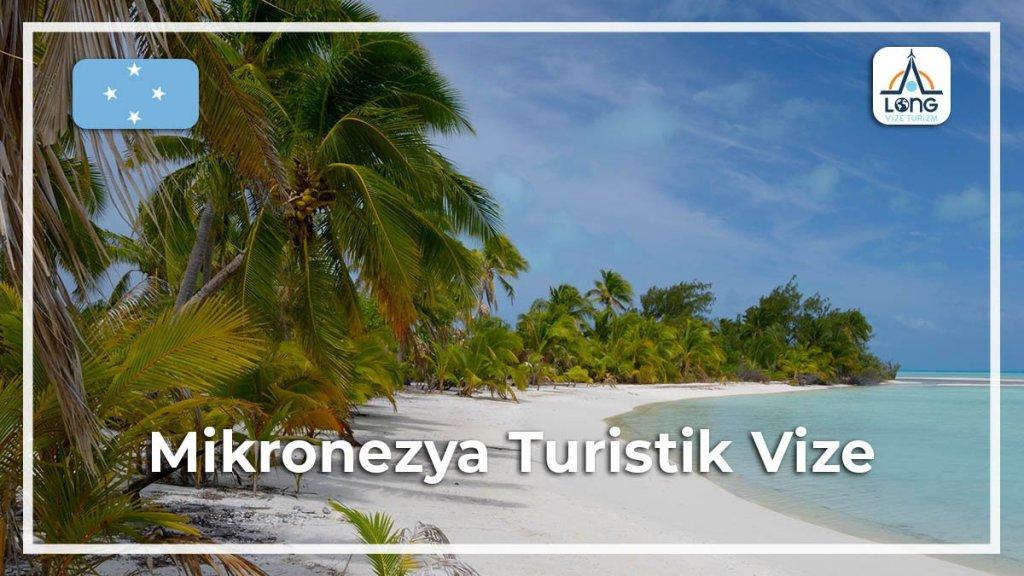 Turistik Vize Mikronezya