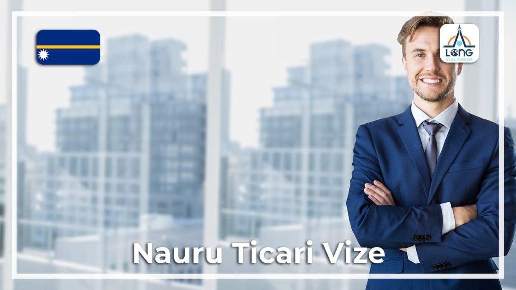Ticari Vize Nauru