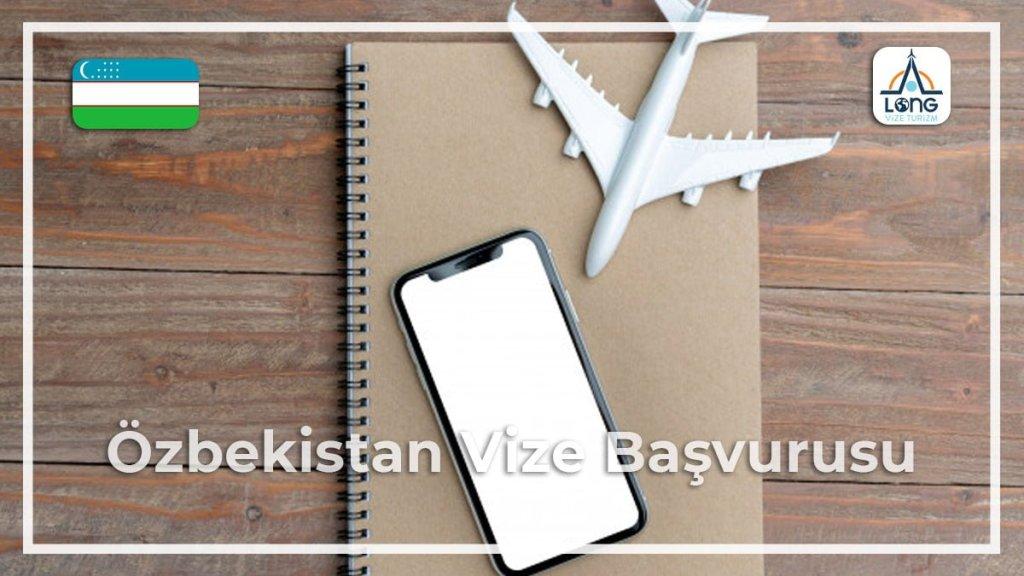 Vize Başvurusu Özbekistan