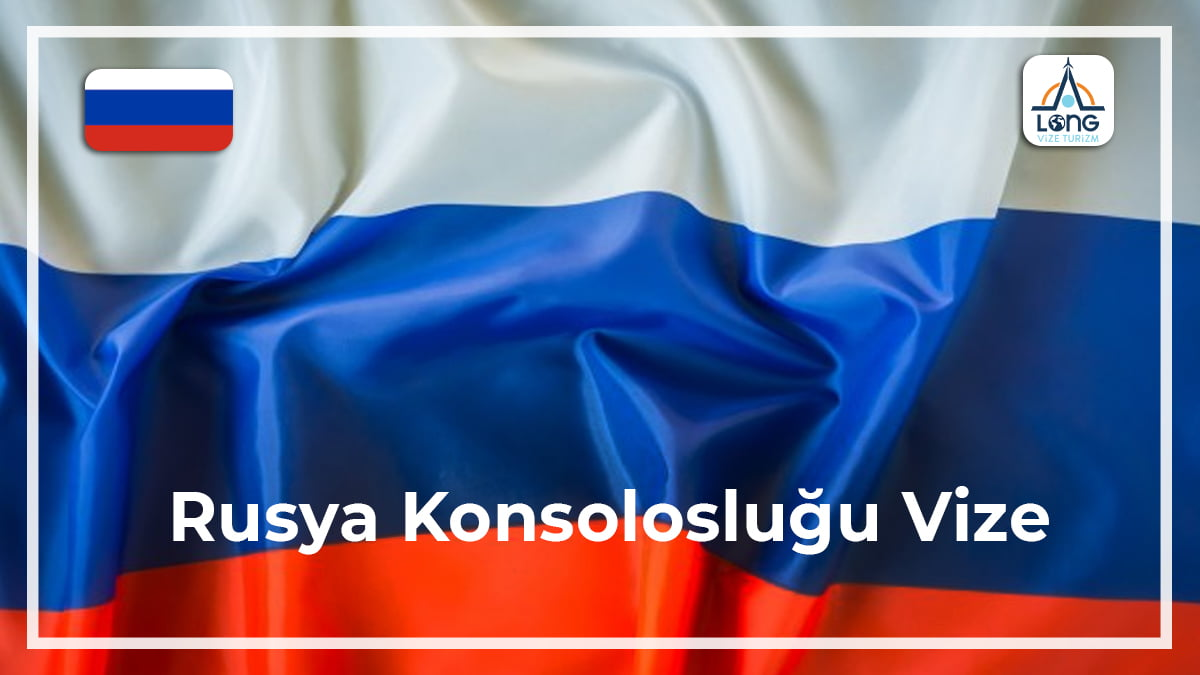 Konsolosluğu Vize Rusya
