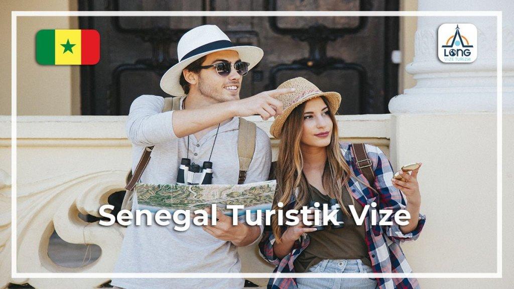 Turistik Vize Senegal
