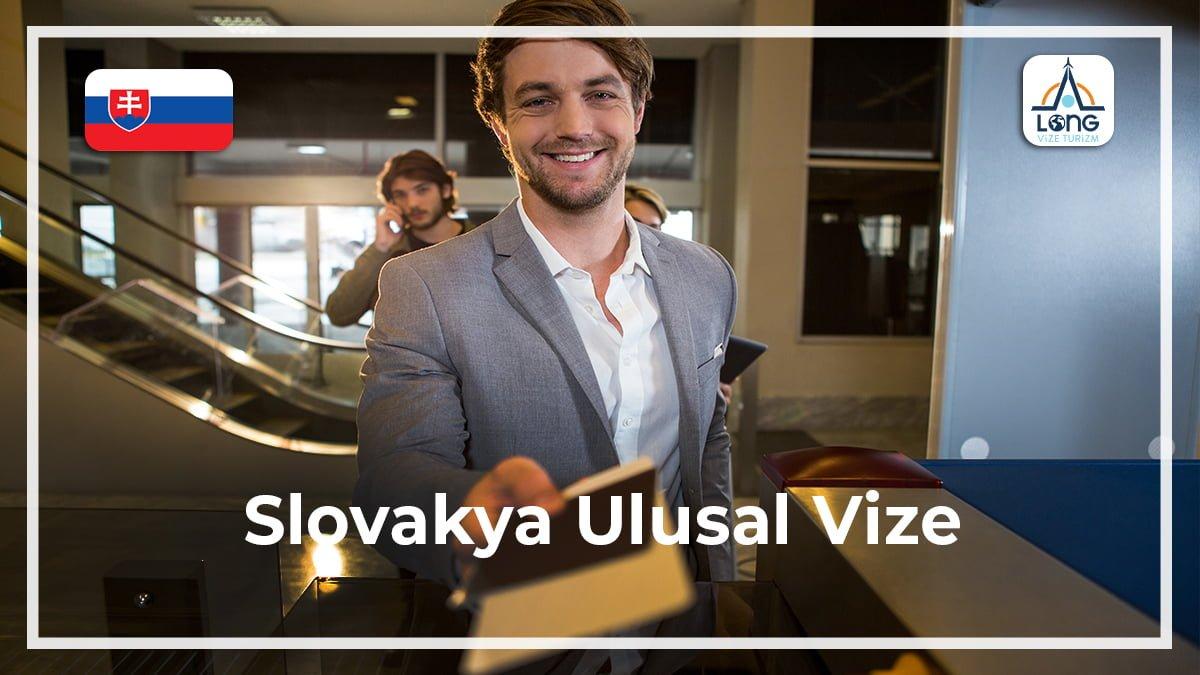 Ulusal Vize Slovakya