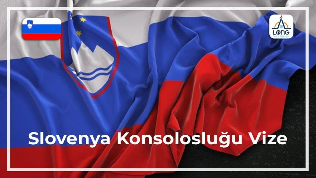 Konsolosluğu Vize Slovenya
