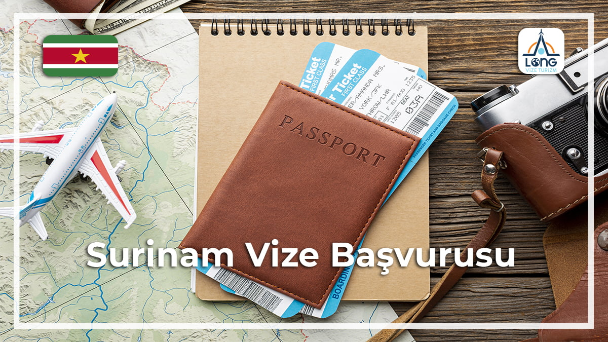 Vize Başvurusu Surinam