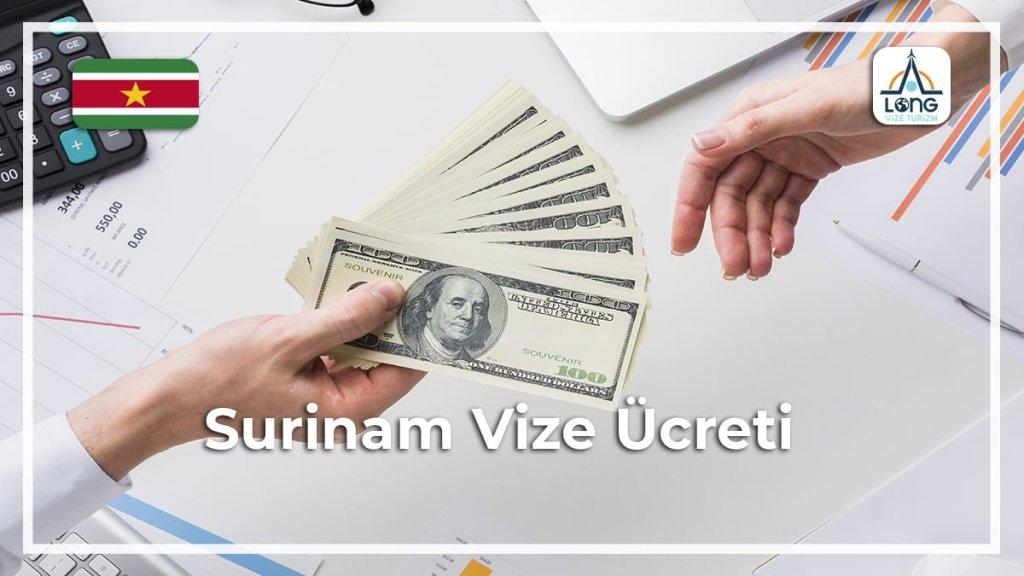 Vize Ücreti Surinam
