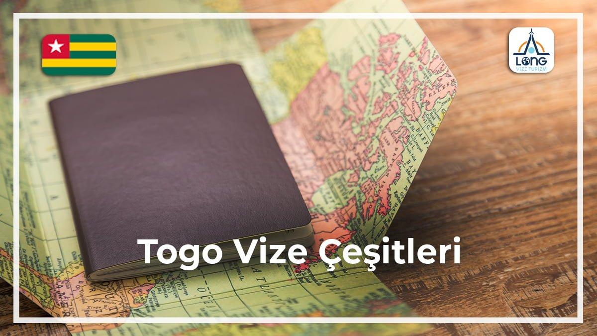 Vize Çeşitleri Togo