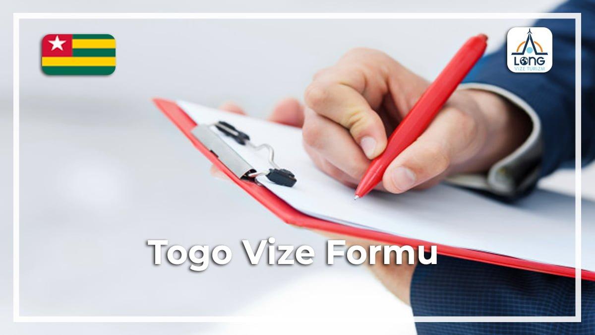 Vize Formu Togo