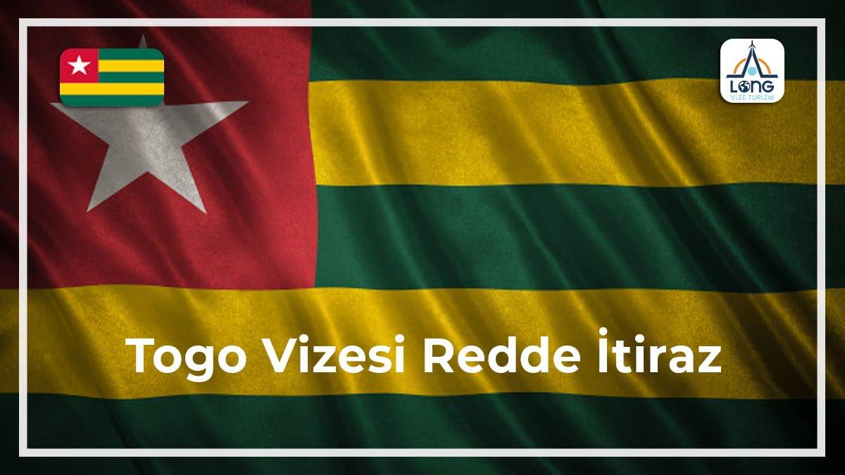 Vizesi Redde İtiraz Togo