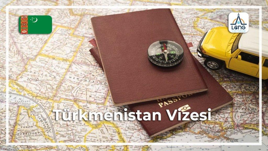 Vizesi Türkmenistan