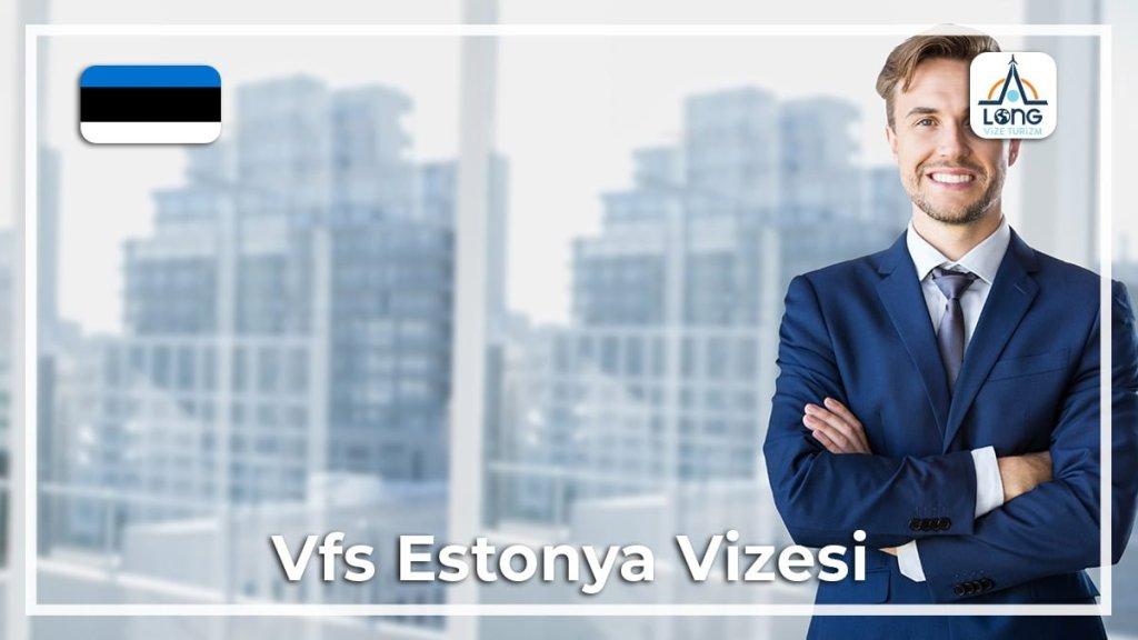 VFS Vizesi Estonya