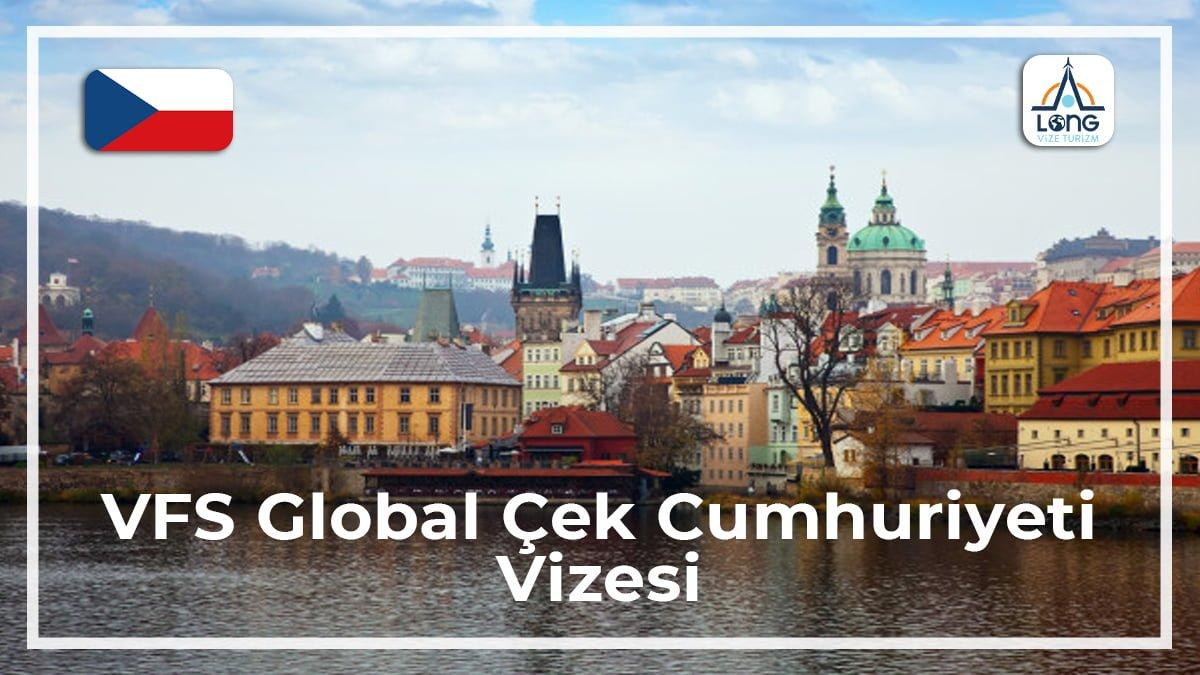 Çek Cumhuriyeti Vizesi Vfs Global
