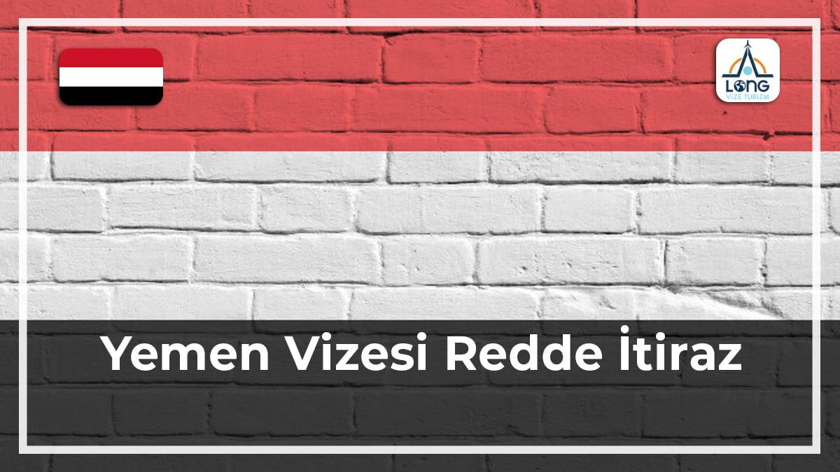 Vizesi Redde İtiraz Yemen