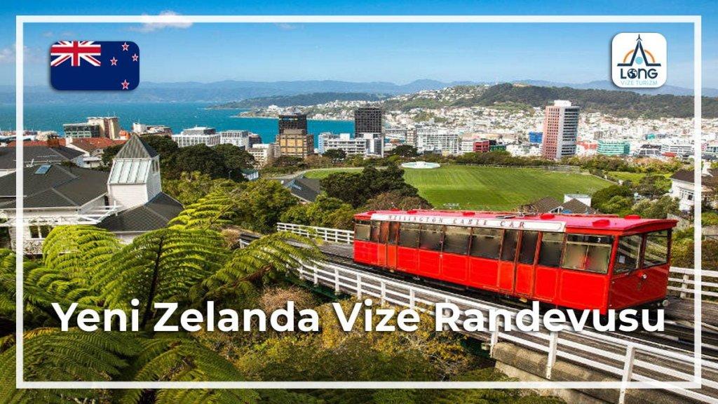 Vize Randevusu Yeni Zelanda