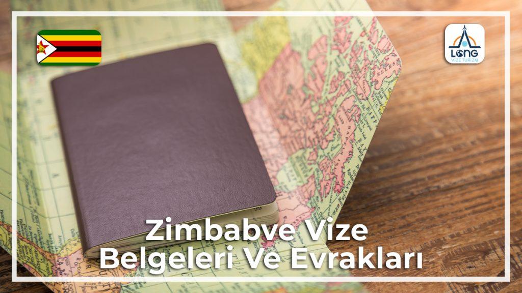 Belgeleri Ve Evrakları Vize Zimbabve