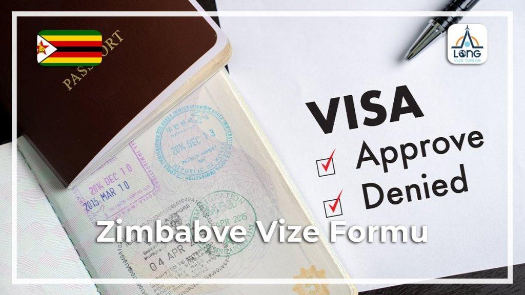 Formu Vize Zimbabve