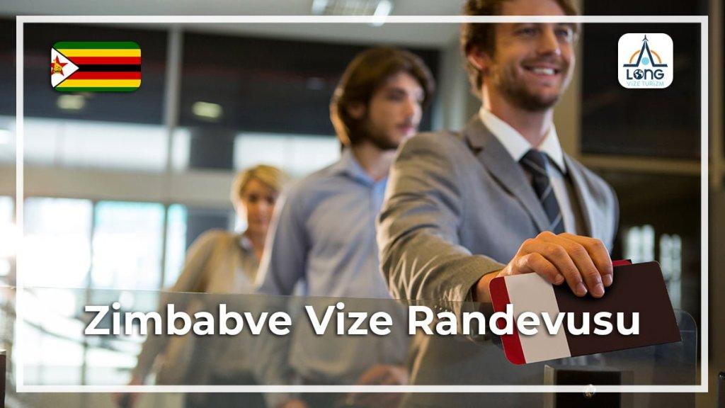 Randevusu Vize Zimbabve