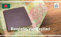 Bangladeş Vize Çeşitleri