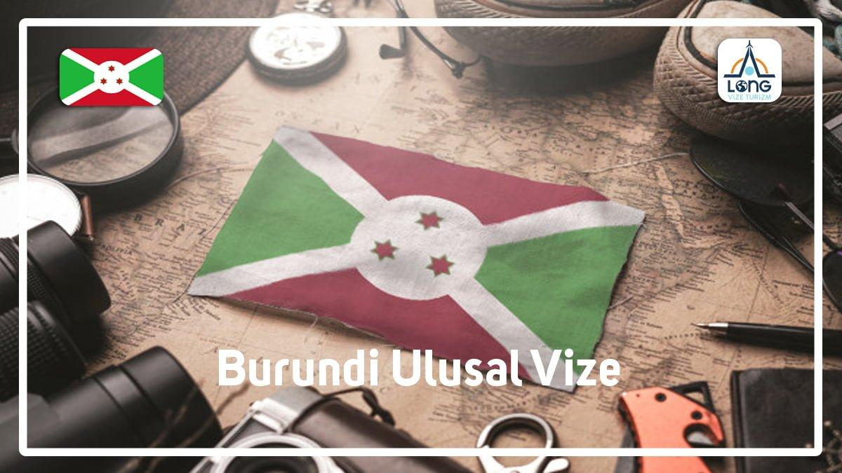 Ulusal Vize Burundi