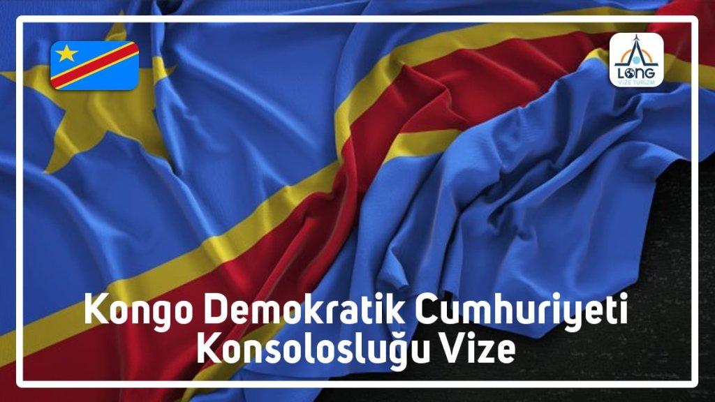Konsolosluğu Vize Kongo Demokratik Cumhuriyeti