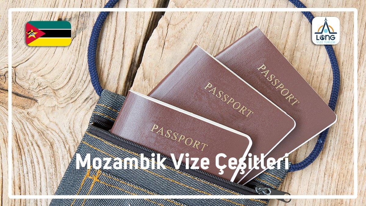 Vize Çeşitleri Mozambik