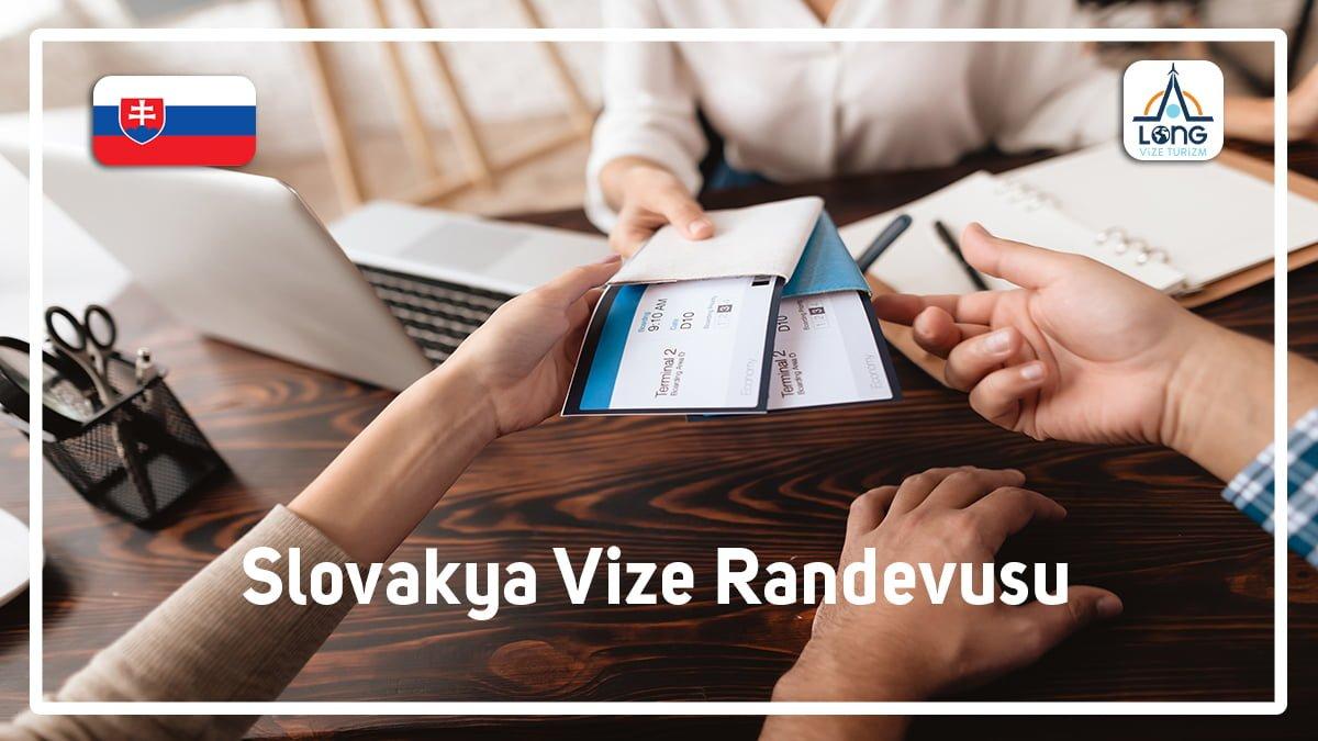 Vize Randevusu Slovakya