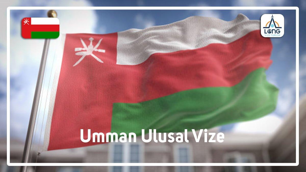 Ulusal Vize Umman