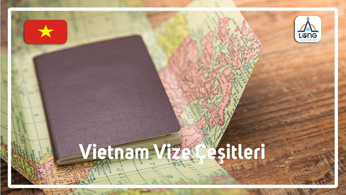 Vize Çeşitleri Vietnam