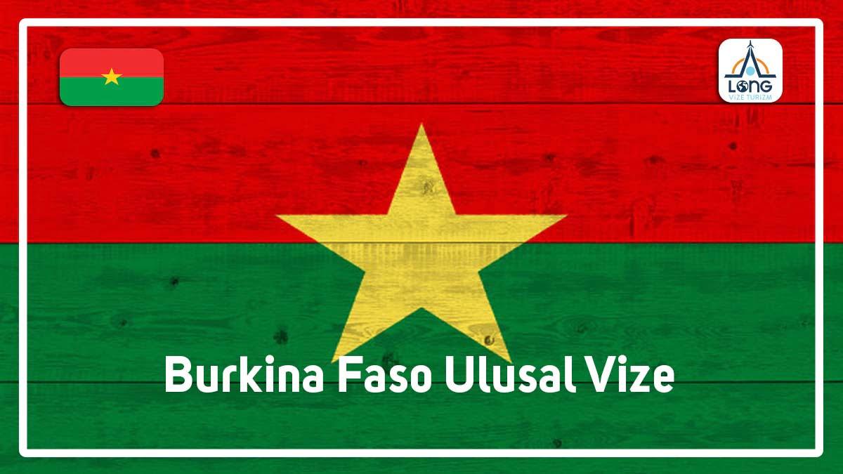 Ulusal Vize Burkina Faso