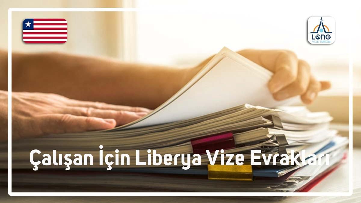 calisan icin liberya vize evraklari 1