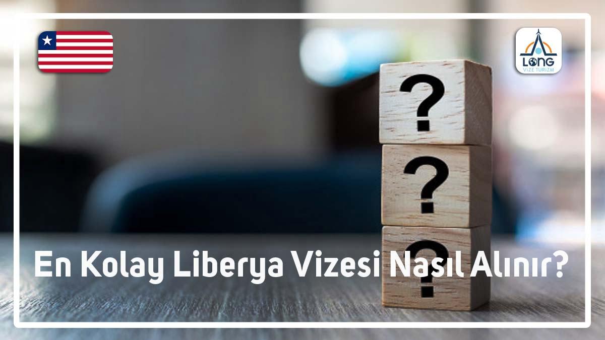 Liberya Vizesi En Kolay Nasıl Alınır