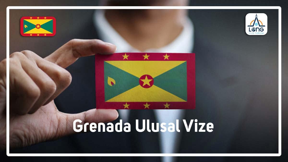 Ulusal Vize Grenada