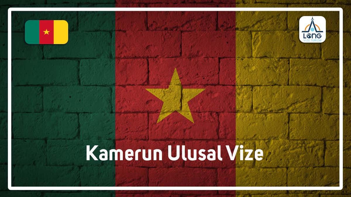 Ulusal Vize Kamerun