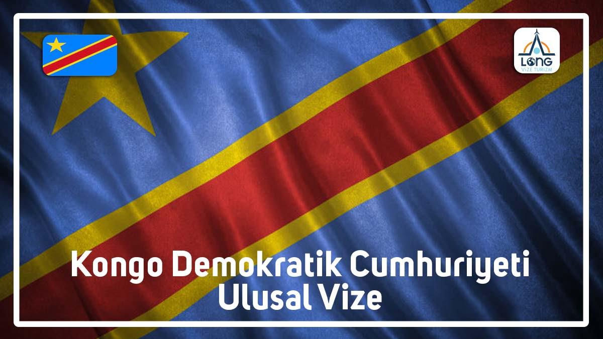 Ulusal VizeKongo Demokratik Cumhuriyeti