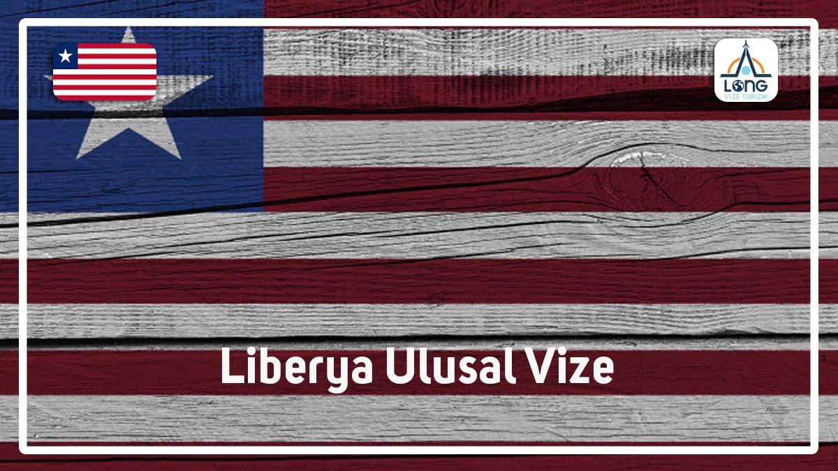 Ulusal Vize Liberya