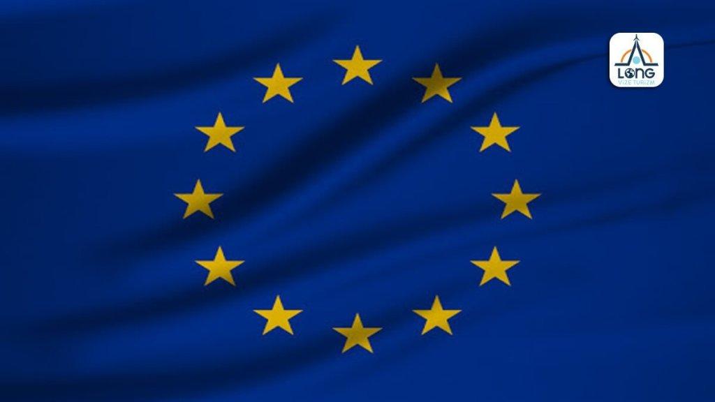 Bayrağı Schengen