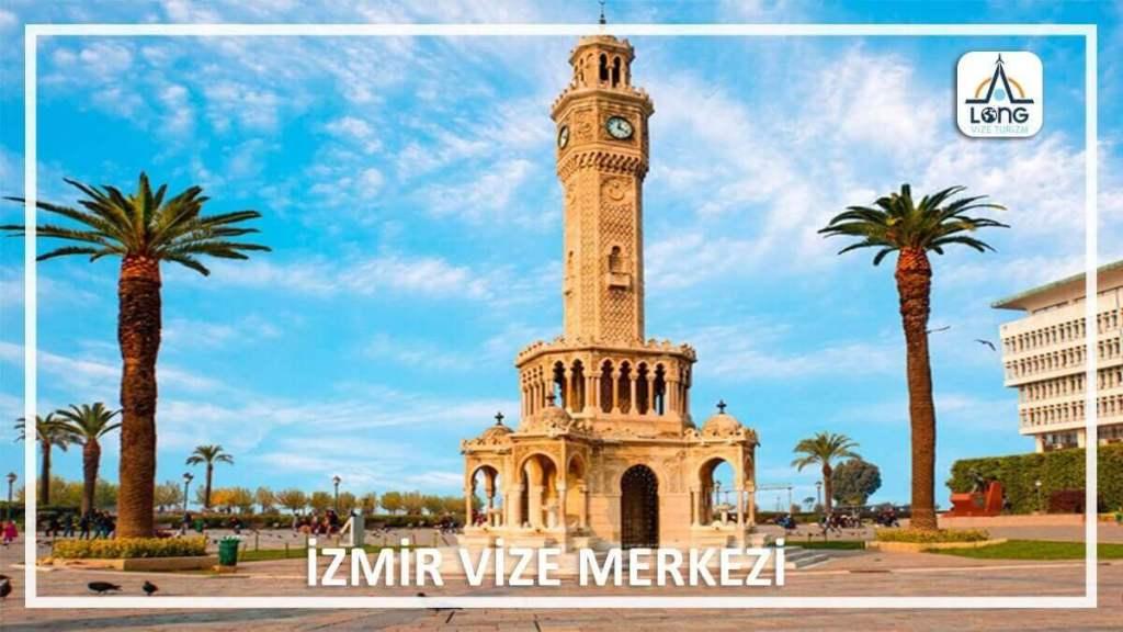 Vize Merkezi İzmir