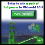 VMTurbo VMworld Sweepstake