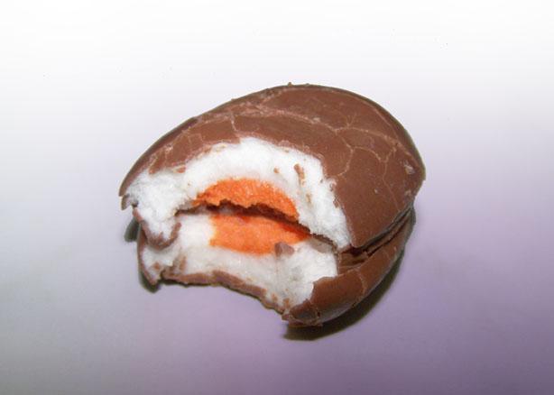 Chocolate Marshmallow Eggs Longwhitekid
