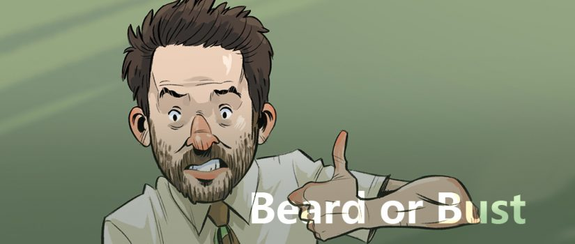 Learn to rig a beard in Maya.