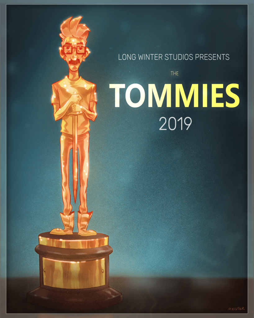 The People's Choice winner of the 2019 Tommies Awards is