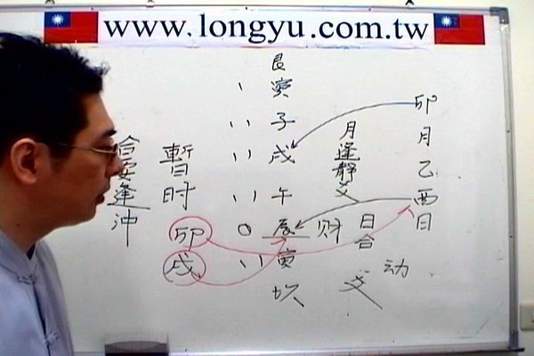 陈巃羽风水阳宅之六爻神卦应期详解课程