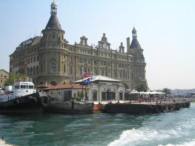 Hydarpasha Train Station, Istanbul
