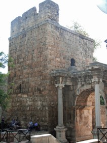 Hadrian's Tower & Arch