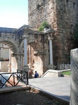 Hadrian's Gate Far