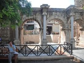 Hadrian's Gate Center